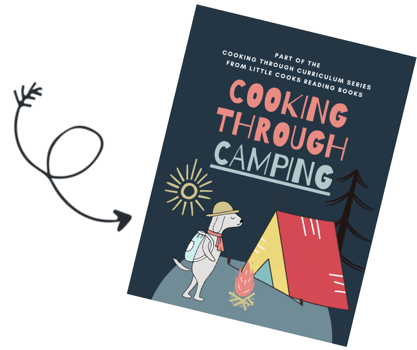 Camping printable for kids
