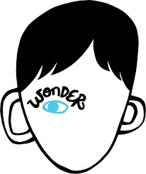How To Do A Wonder Precepts Project face drawing with one eye from the Wonder book
