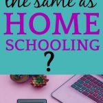 Is K12 Really Homeschooling?