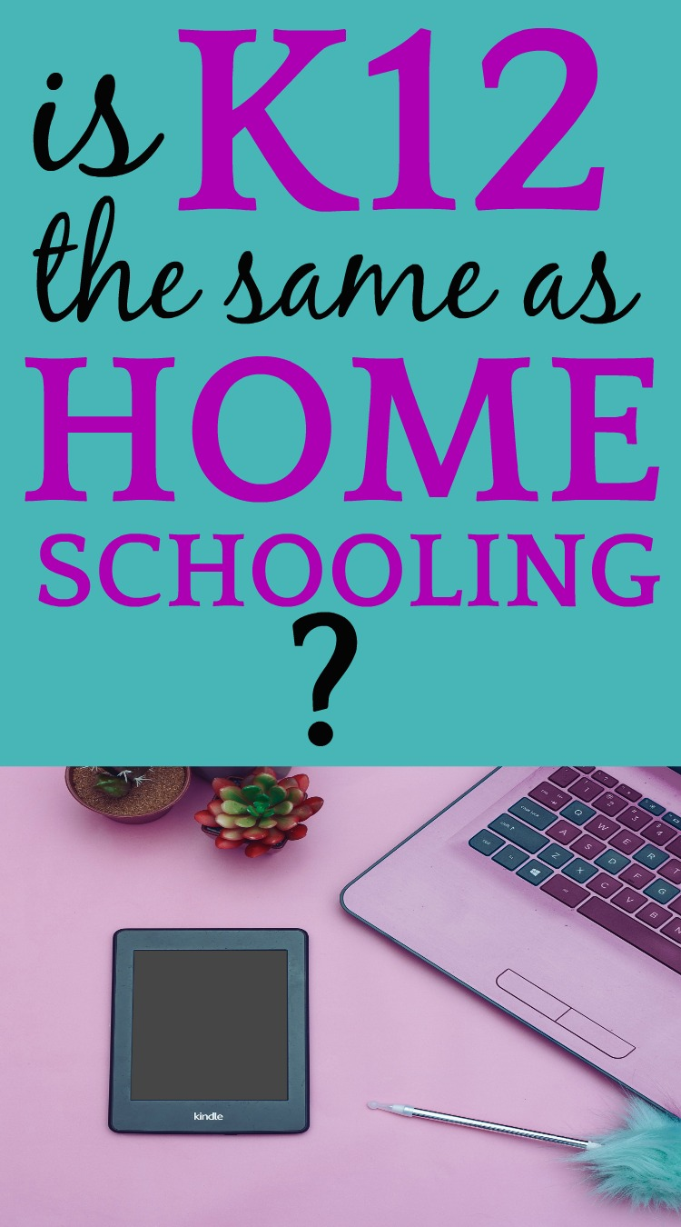 Is K12 Really Homeschooling?