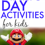 Mario Day Activities for Kids