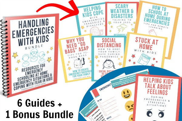 Handling Emergency Situations With Kids Bundle