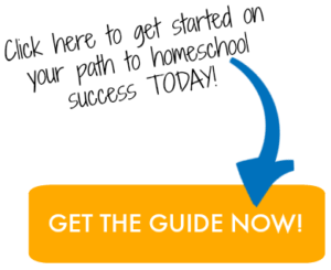 How to start homeschool guide purchase button