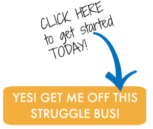 family work life balance struggle button