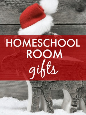 homeschool room makeover gifts