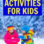 JANUARY ACTIVITIES FOR KIDS