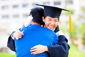 DO HOMESCHOOLERS HAVE A GRADUATION CEREMONY