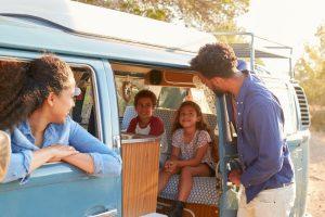 How do you make a road trip fun for kids