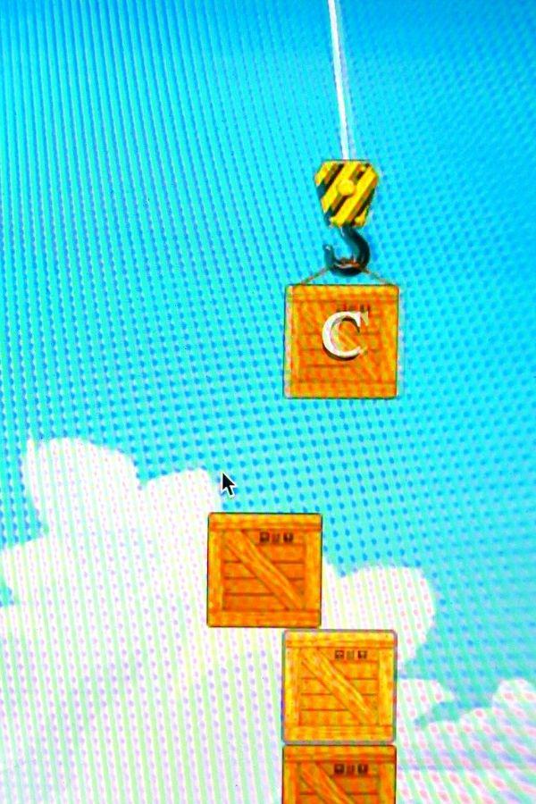 Key Tower Keyboarding Typing Game