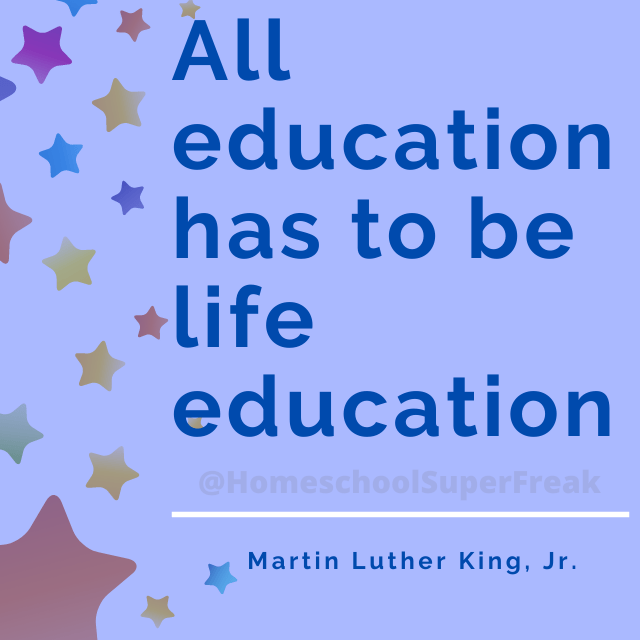 MLK Quotes About Education