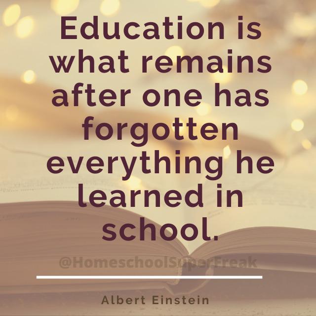 Best Education Quotes from Albert Einstein
