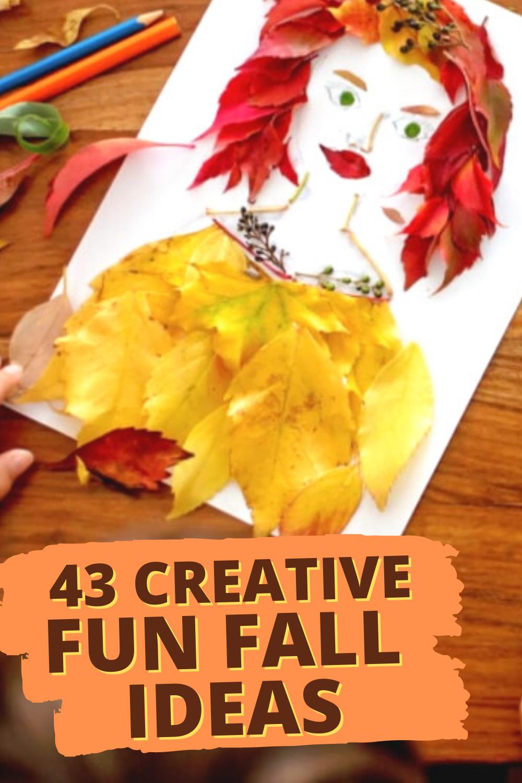 Fall Fun Activities for Kids