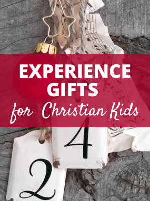 Religious Experience Gifts Christian Christmas