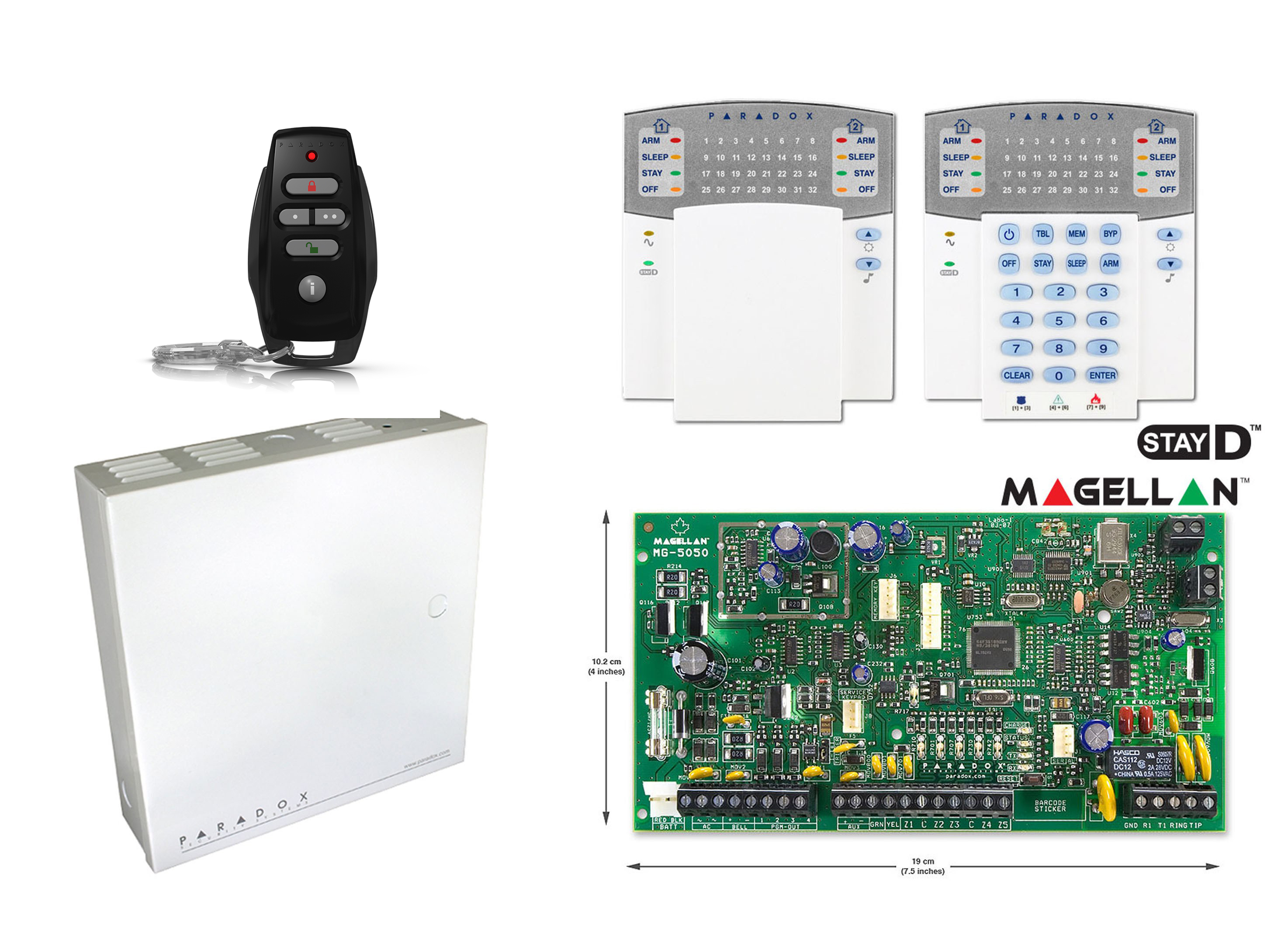 paradox mg5050 upgrade kit includes rem25 k32 led keypad rh homesecurity1st co za paradox mg5050 programming guide paradox mg5050 installation guide
