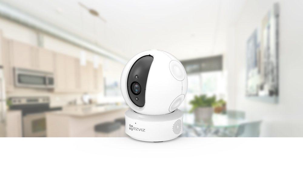 Hikvision EZVIZ Wireless 720P EZ360 Auto Tracking Pan / Tilt IP Camera