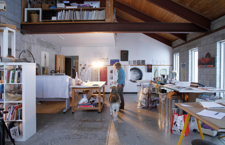 10 Inspiring Live Work Spaces Ideas