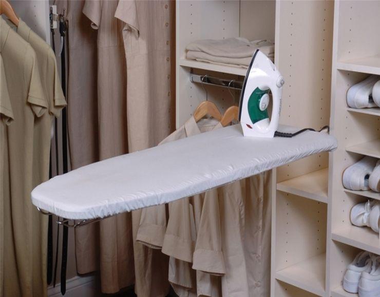 Ironing Board Storage Solutions Closetadviser Com