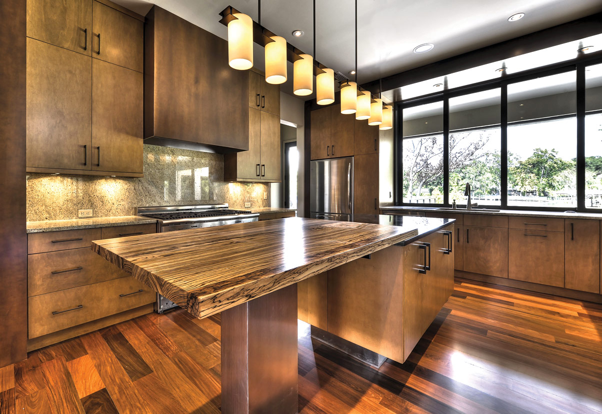 Creative Kitchen Counter Top Design Disguises Low Cost Price Without Showing Flaw HomesFeed