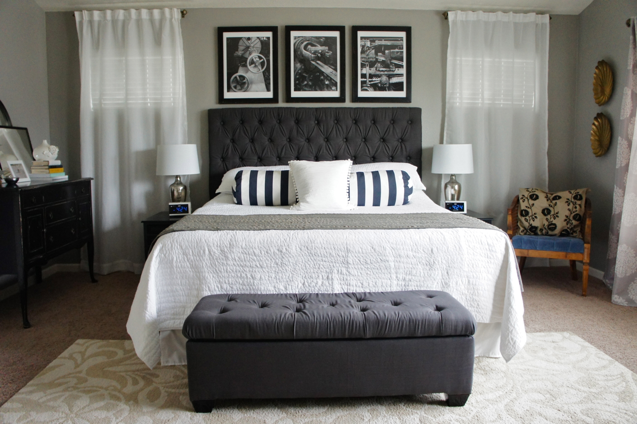 Outstanding Bedroom Ideas With Headboards At Ikea Homesfeed