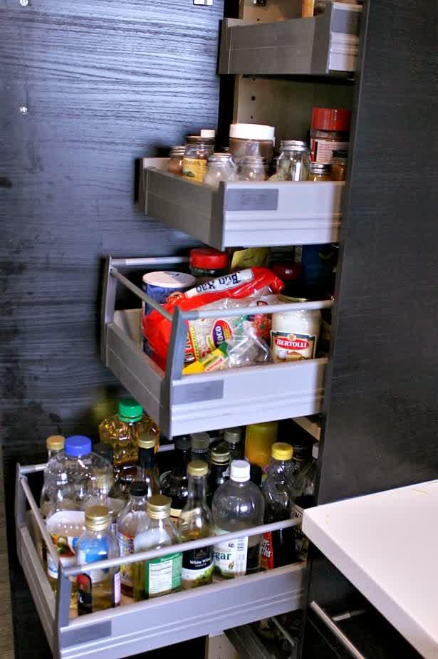 Very Small Kitchen Interior Design