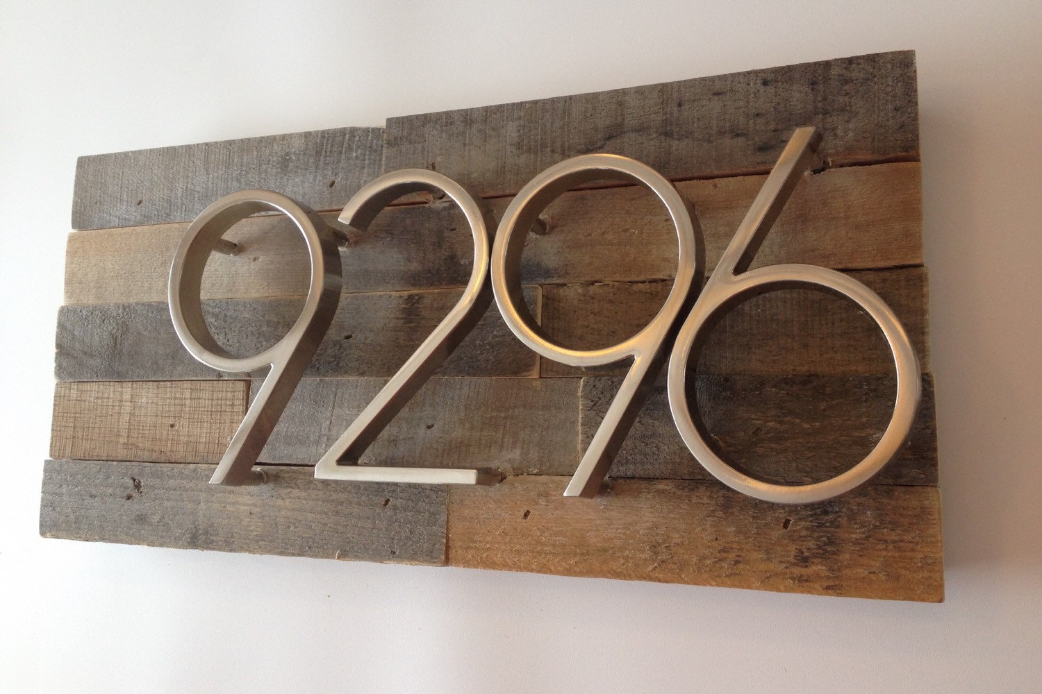 Present Artistic House Address Numbers By Decorating Art