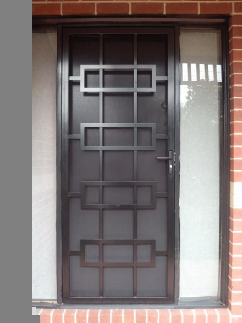 Security Doors Homes
