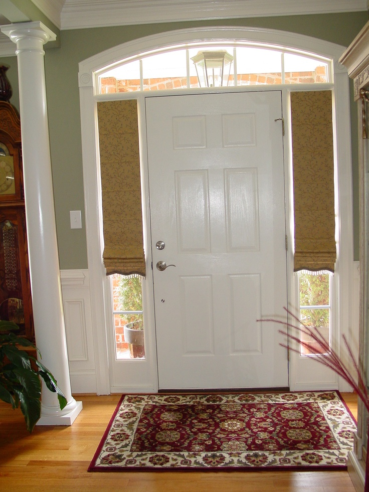 Decorative Patio Door CurtainsClassic French Casement