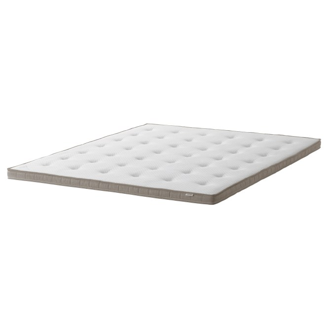 Ikea Mattress Pad In White