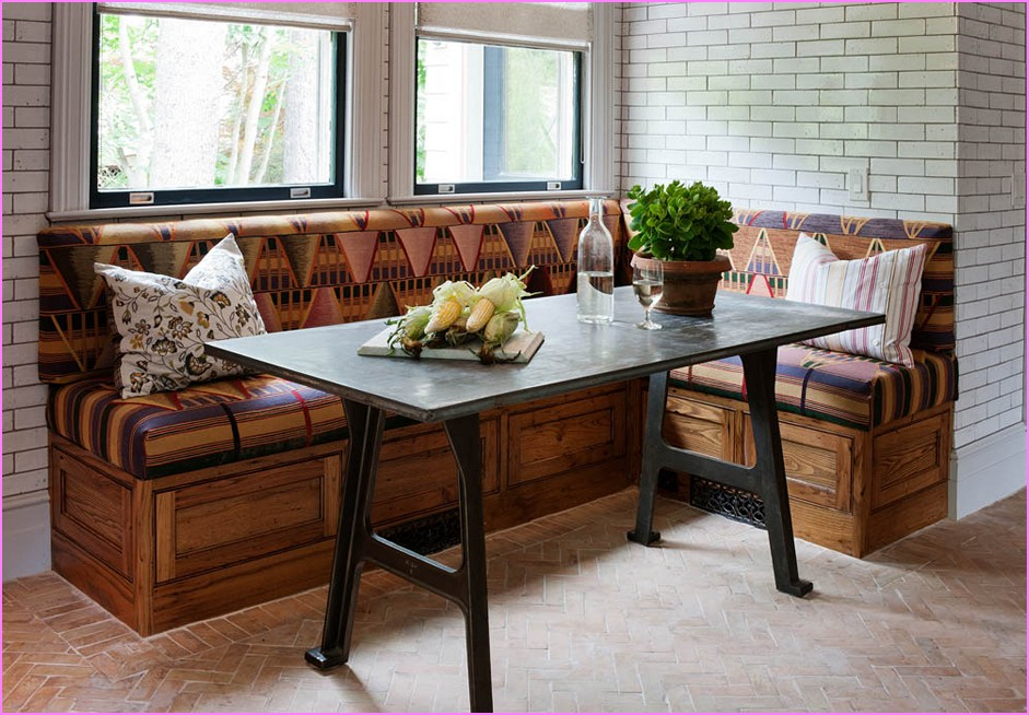 title | breakfast nook table