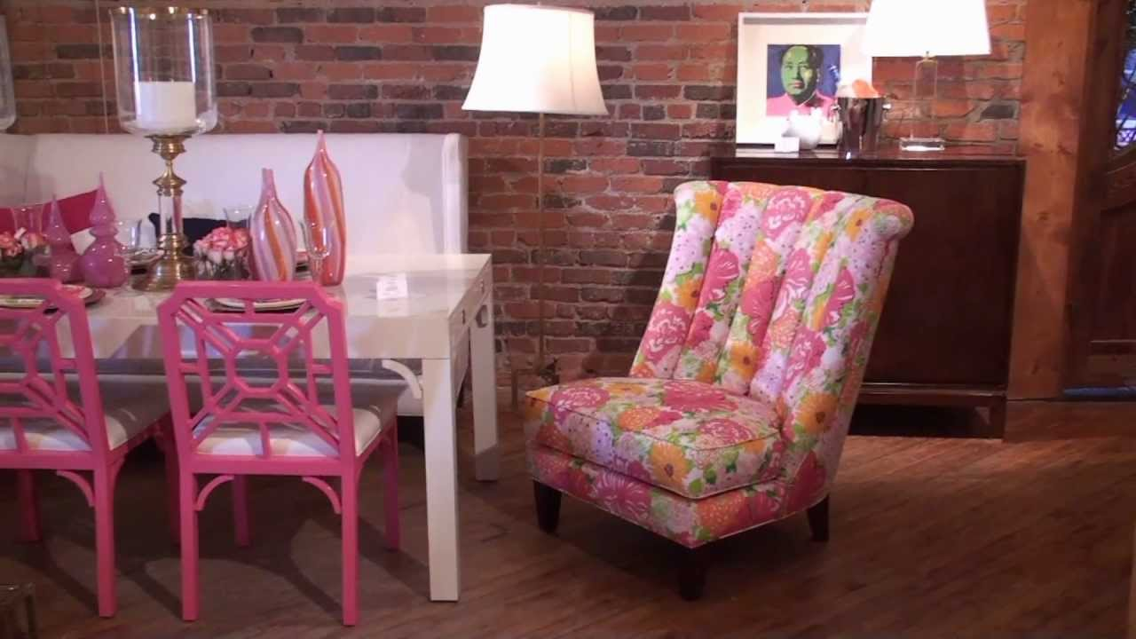 Lilly Pulitzer Furniture Best Help For Cheerful Interior