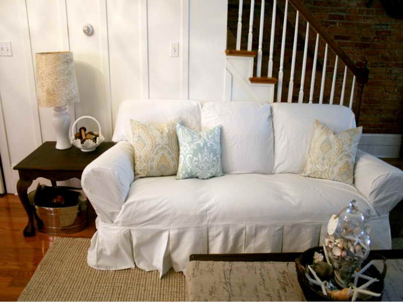 Pottery Barn Sofa Slipcover Best Solution For Daily