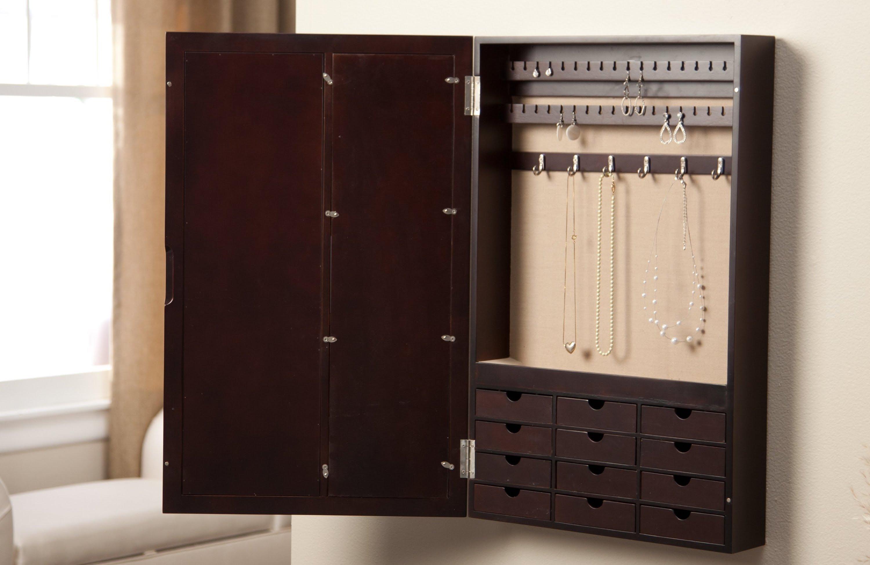 Ikea Jewelry Box Design HomesFeed