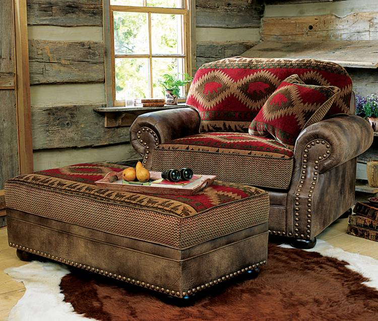Lodge Furnishings Decor
