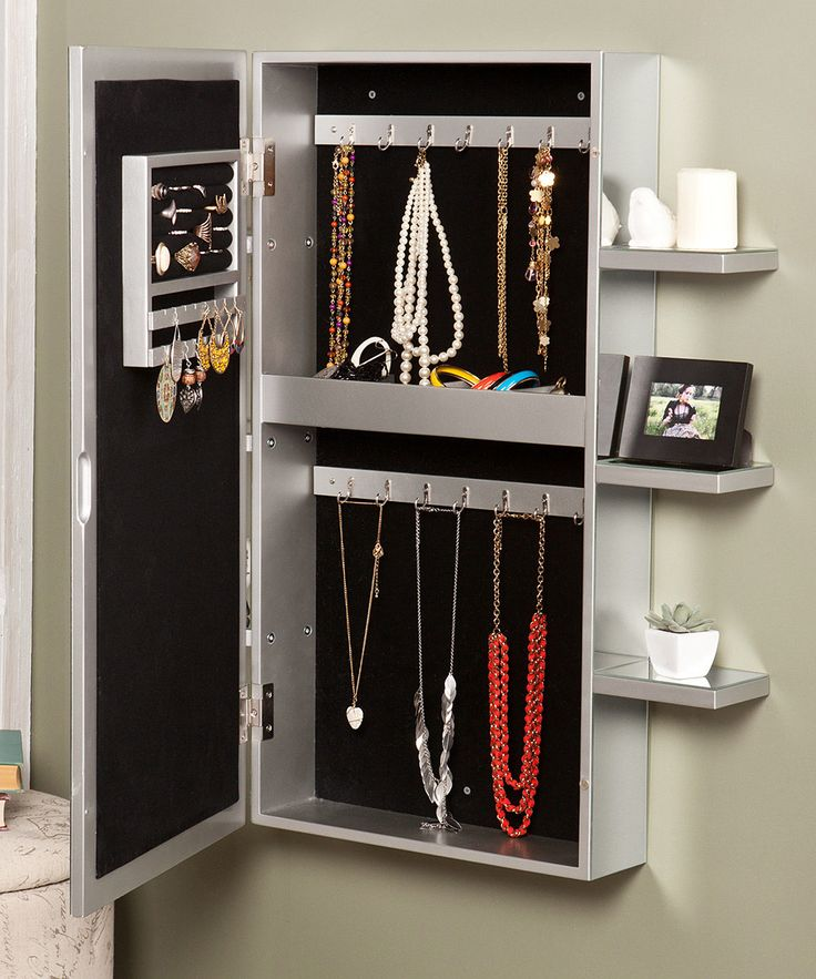 Hanging Jewelry Armoire Roselawnlutheran