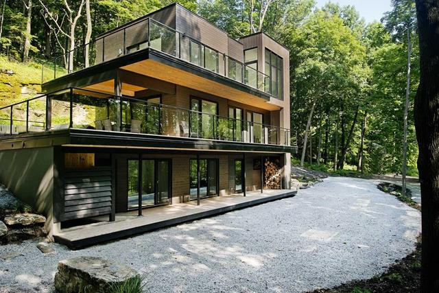 Perfect Forest House Ideas