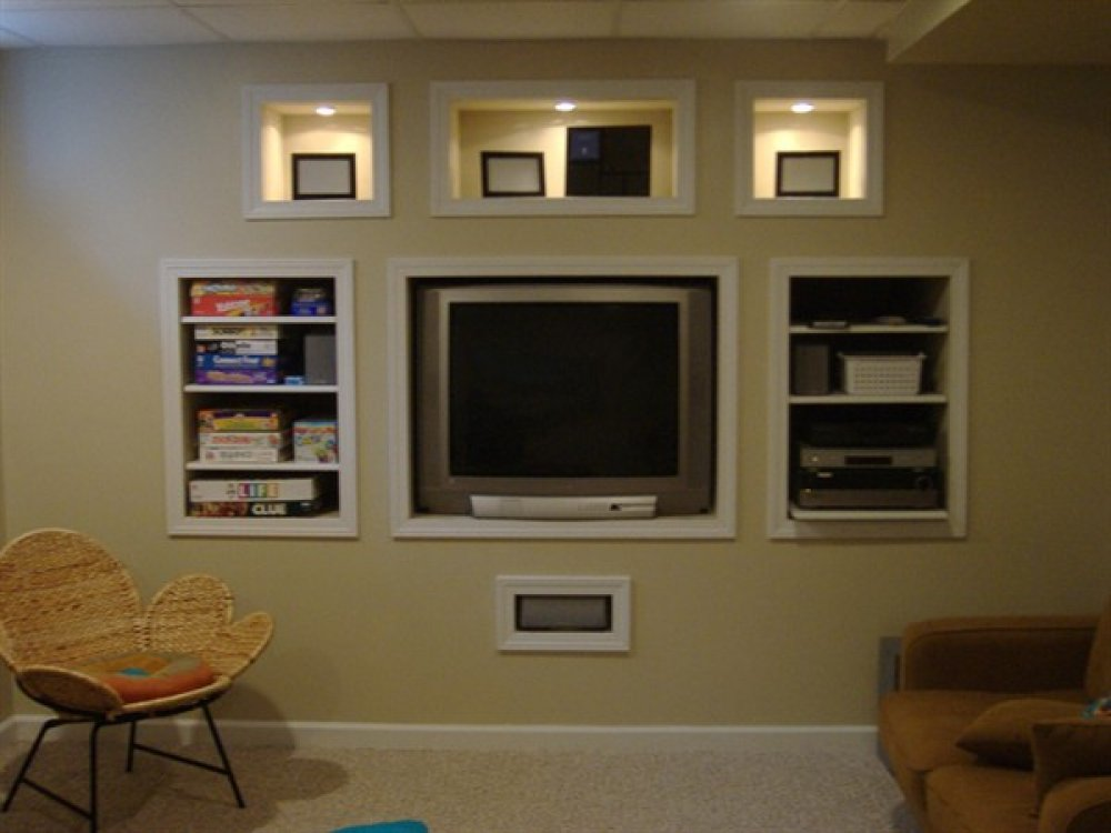 10 Best Designs Of In Wall Entertainment Center You May Be