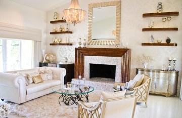 Interior Design Style Hollywood Glam | Interior Design Images
