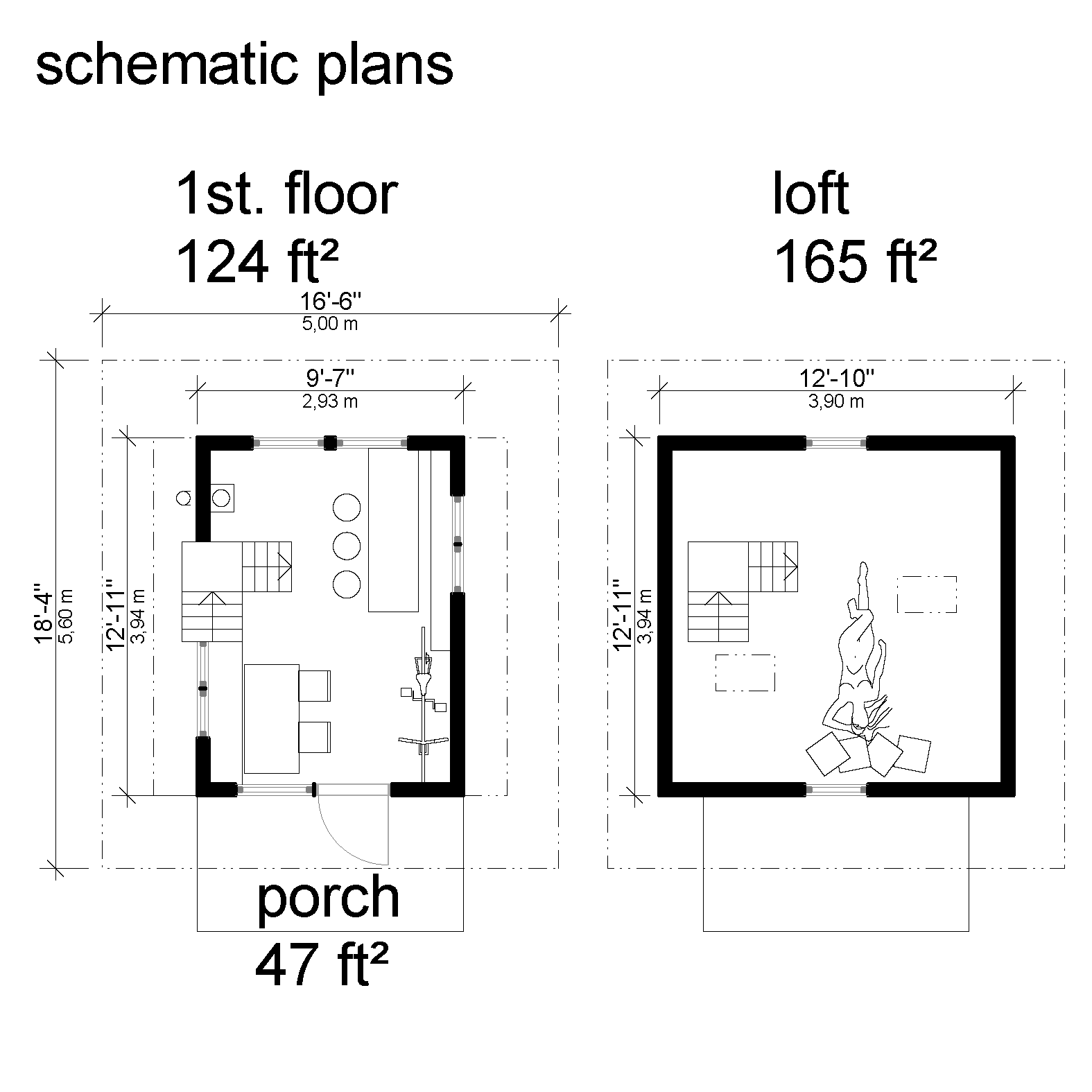 Unique Cabin Plans With One Bedroom