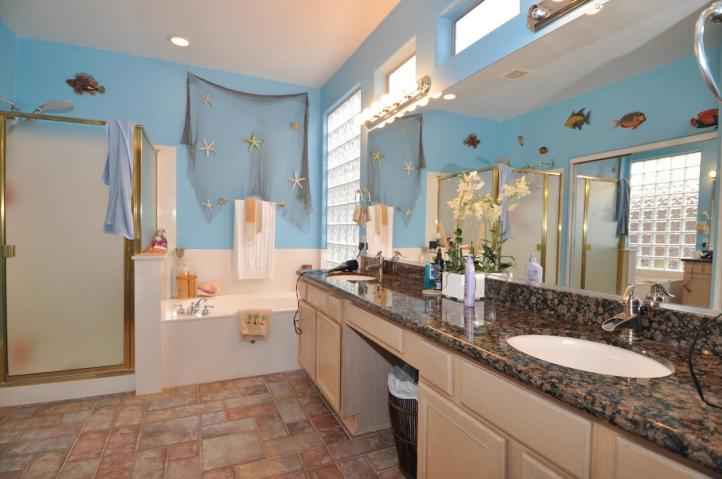 Turquoise Blue Bathroom Accessories