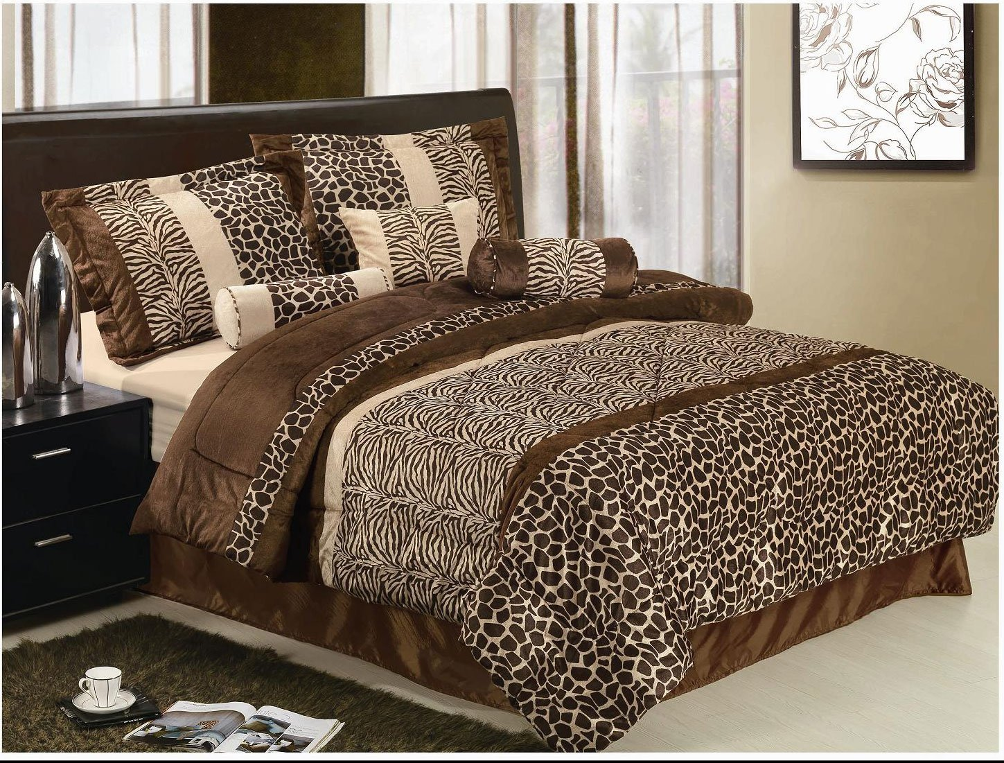 Safari Bedroom Decor Ideas
