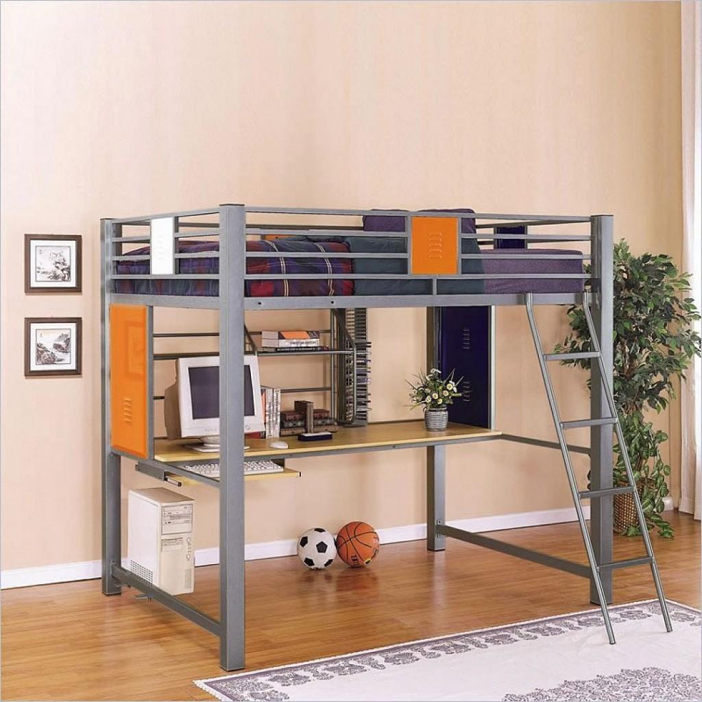 Ikea Loft Bed Frame Novocom Top