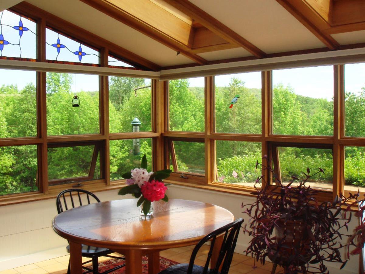 Best Sunroom Idea Runs Best Detail For The Next Spring HomesFeed