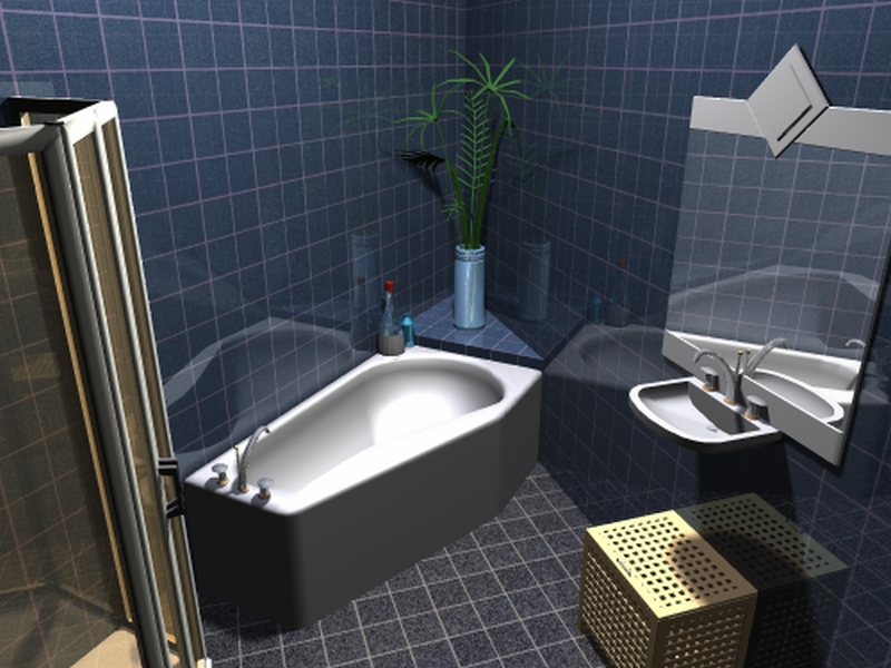 3D Bathroom Planner: Create A Closely Real Bathroom