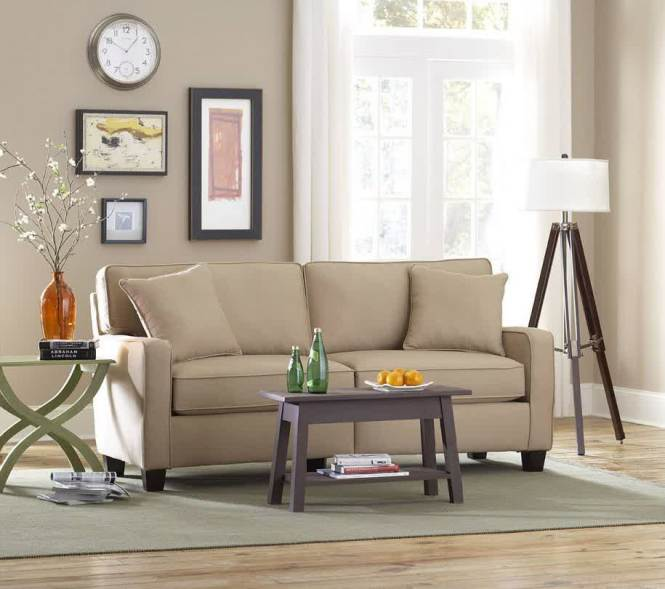 Apartment Size Sectional Selections For Your Small E