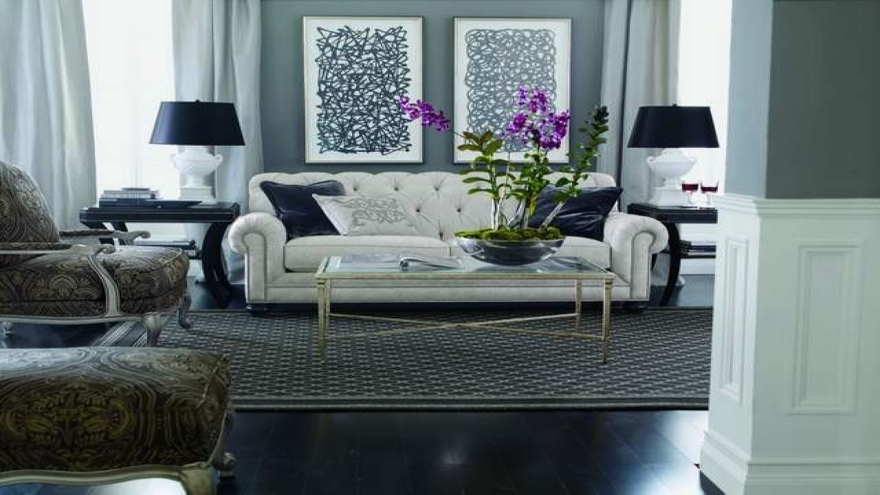 Living Room Ottoman Coffee Table