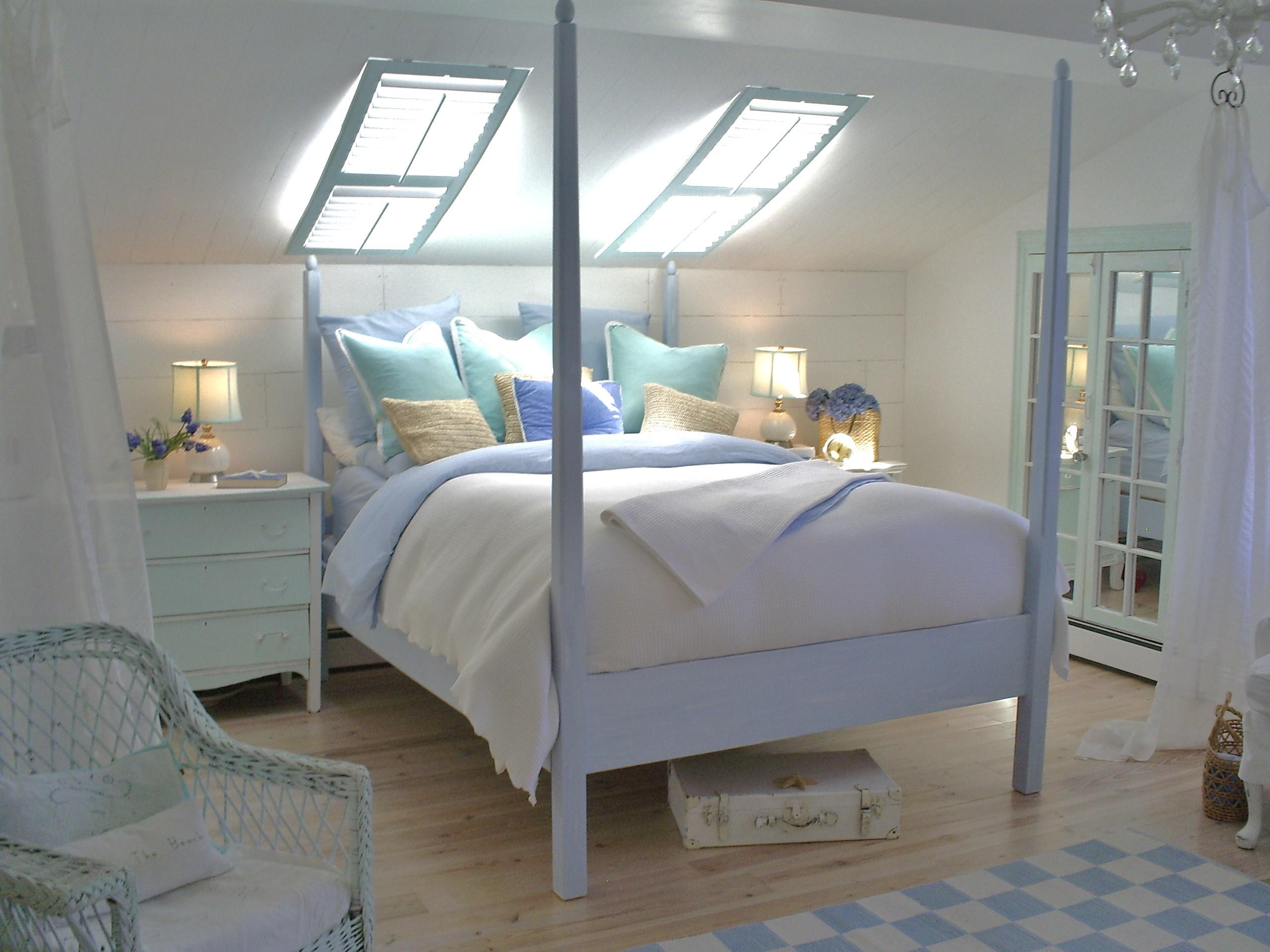 Beachy Bedroom Ideas