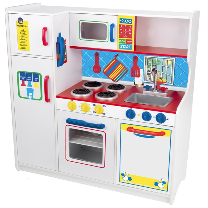 They May Like Chef Future Wood Play Kitchen Sets Have