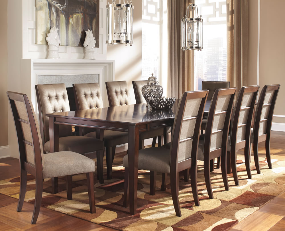 Formal Dining Room Paint