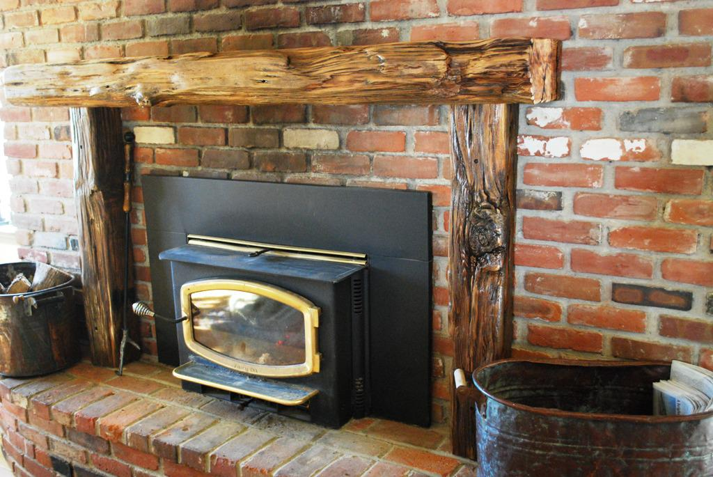 Reclaimed Wood Mantels For A Rustic Or Antique Fireplace Look