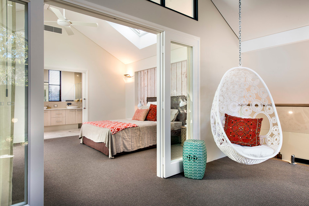 bedroom swing chair: another relaxing furniture piece   homesfeed